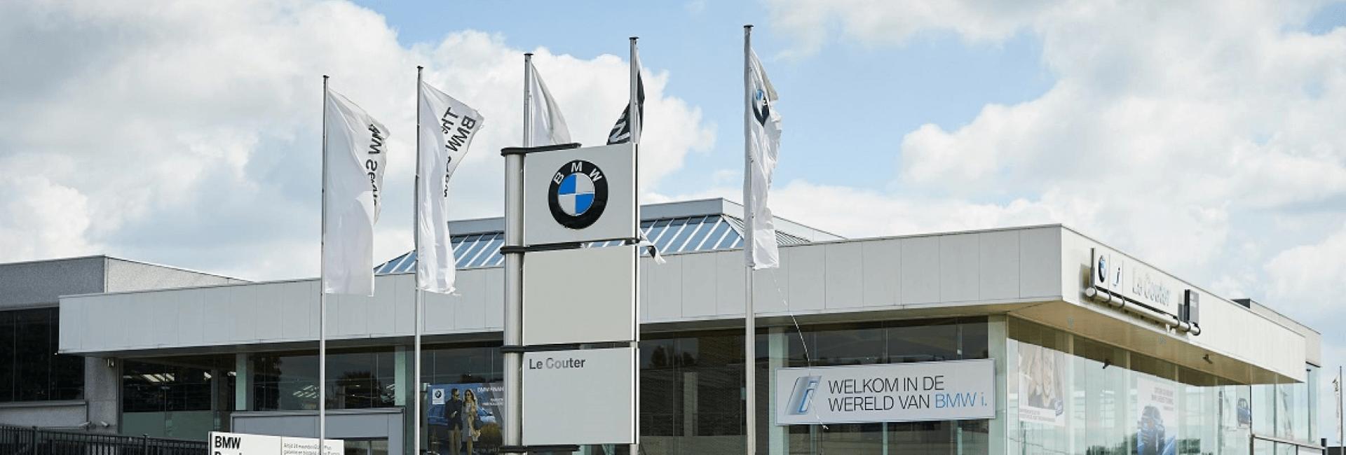 Afspraak met BMW Lecouter Lemmens