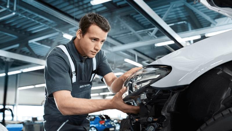 Herstellingen BMW Lemmens - Lecouter