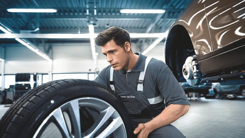 Bandenservice BMW Lemmens - Lecouter