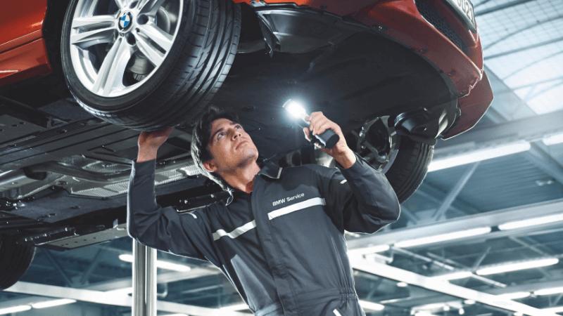 Inspectie BMW Lemmens - Lecouter