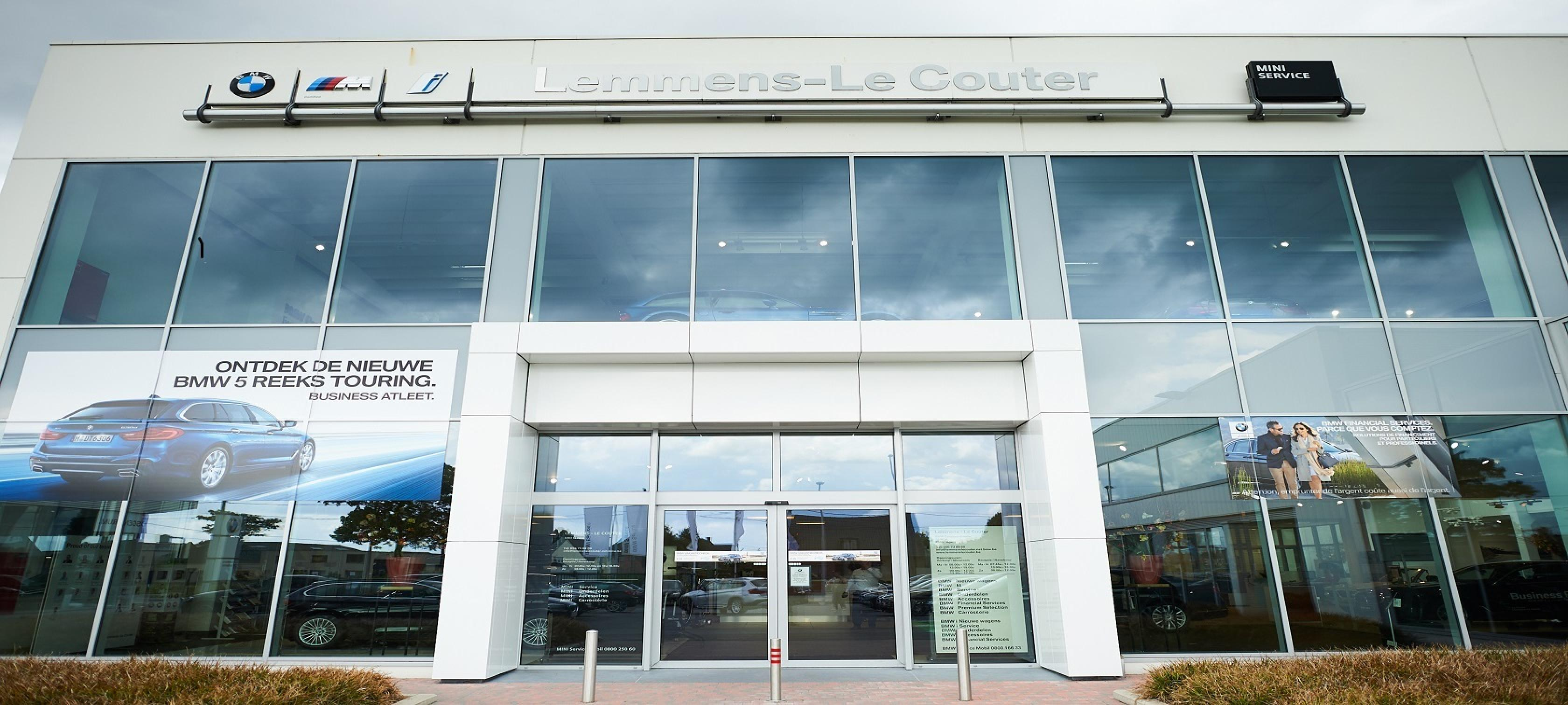 Afspraak met BMW Lemmens-Lecouter